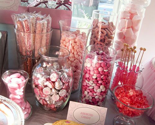 Shades Of Pink & Gray Baby Shower Party Ideas In 2018