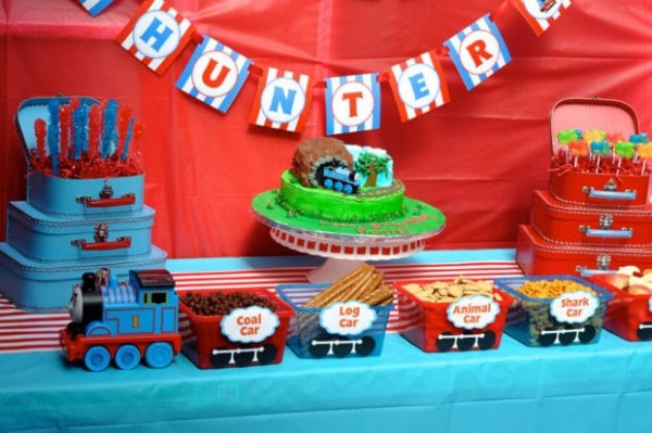 21 Top Thomas The Train Party Ideas