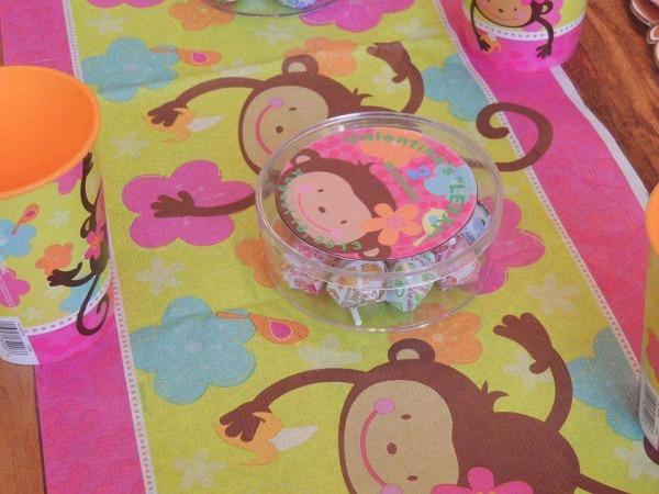 Monkey Love Party Birthday Party Ideas