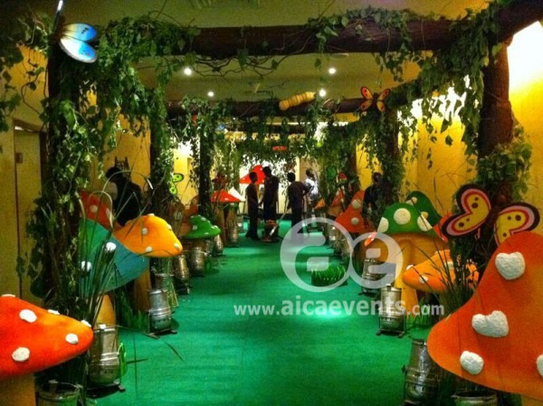 Aicaevents India  Madagascar Theme Birthday Party