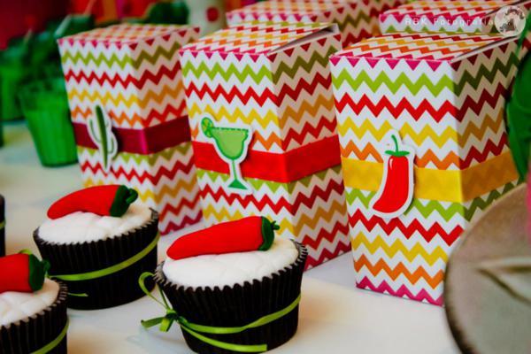 Kara's Party Ideas Mexican Fiesta Themed Family Adult Birthday