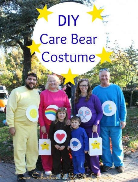 Diy Care Bear Costume