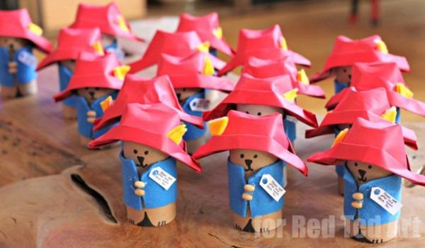 Paddington Bear Party Ideas & Crafts