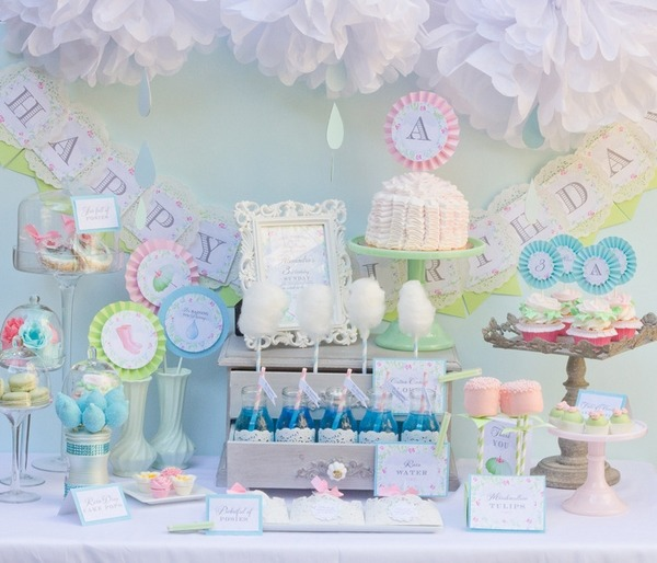 Baby Shower Ideas – Theme And Decoration Tips
