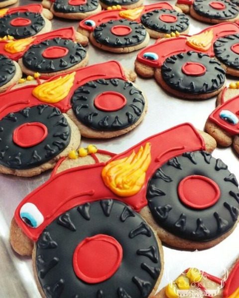 21 Blaze And The Monster Machines Party Ideas