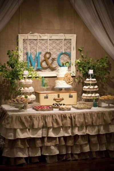70 Burlap Wedding Ideas To Bring A Warm Rustic Feel