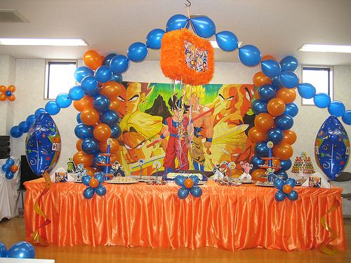 20 Best Dragonball Z Party Images On Party Ideas Blog