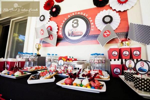 Kara's Party Ideas Disney Cars Birthday Party Planning Ideas