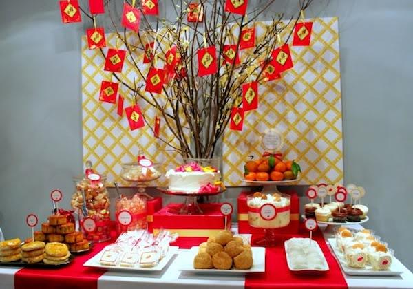 Chinese New Year Celebration Ideas