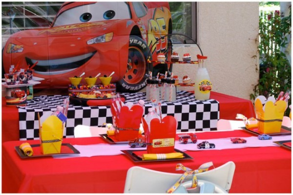 Real Party} Disney's Cars 2 Movie Screening