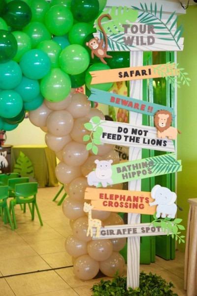 42 Best Safari Images On Party Ideas Blog