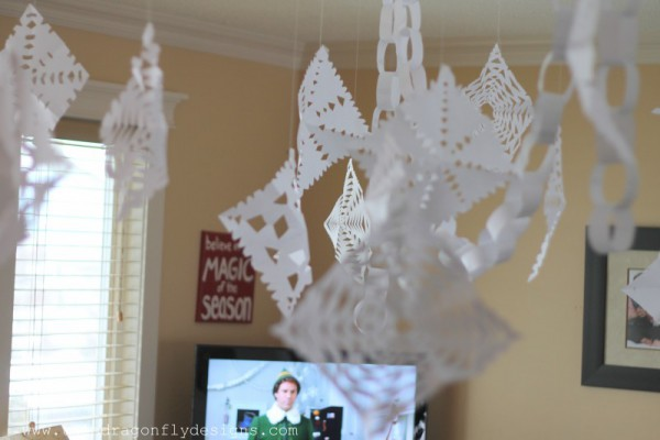 Elf Holiday Party Ideas » Dragonfly Designs