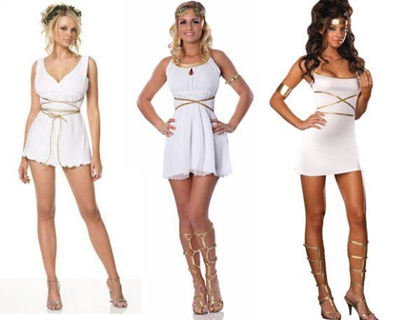 Diy Halloween Costume  Greek Goddess, The Classy Way