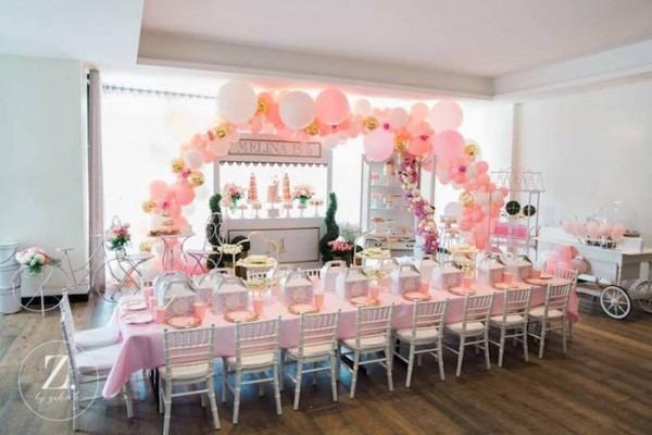 Kara's Party Ideas High Tea Birthday Party