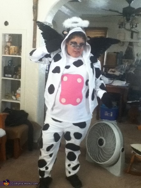 Holy Cow! Diy Halloween Costume