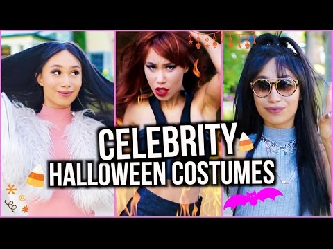5 Celebrity Halloween Costume Ideas! Ariana, Taylor, Kim And Kylie