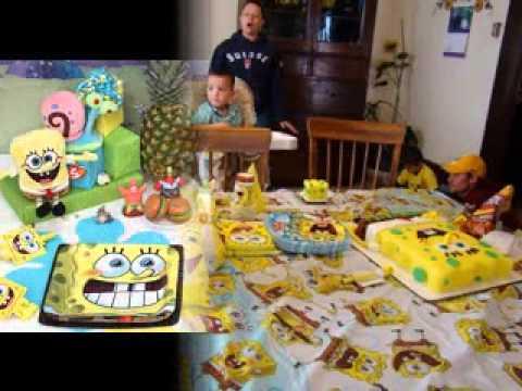 Cool Spongebob Birthday Party Ideas