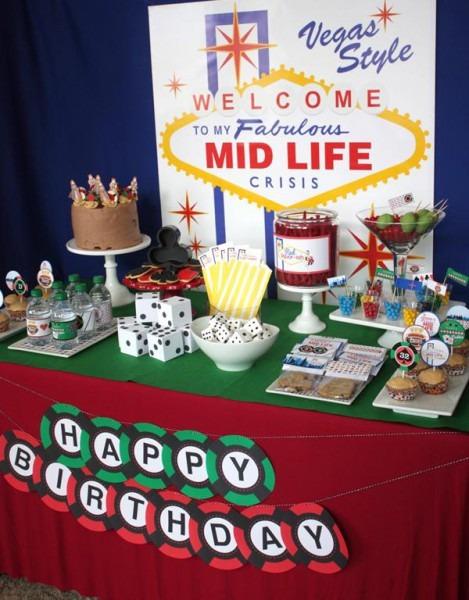 Kara's Party Ideas Las Vegas Girls Night Out Boy Girl Birthday