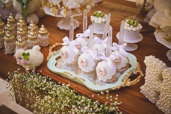 Kara's Party Ideas Little Lamb Baby Shower