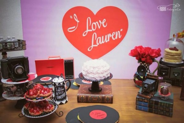 Kara's Party Ideas I Love Lucy Inspired Birthday Party {planning