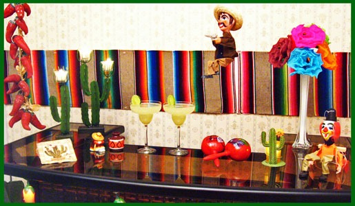 Stylish Adult Mexican Fiesta Party Decorations