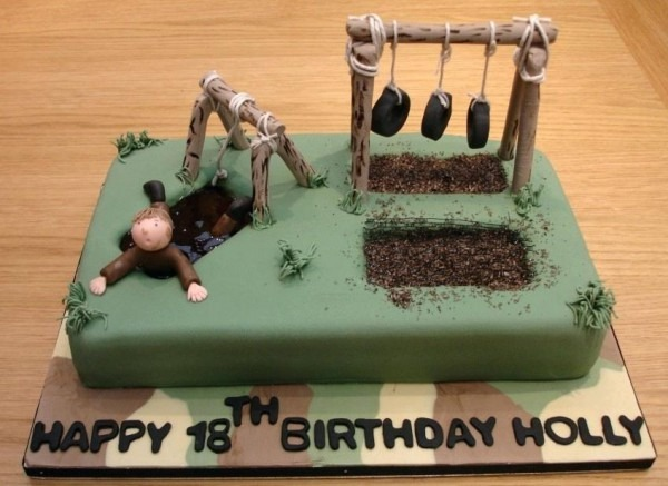 Military Cake Ideas Cke Wht Gret Ny Birthdy – Best Cakes Ideas