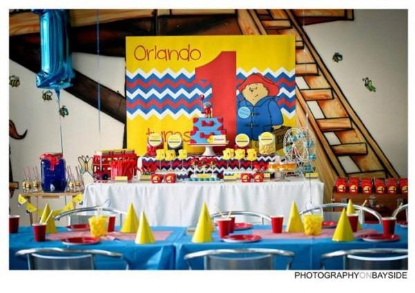 Kara's Party Ideas Paddington Bear Party Ideas Supplies Planning
