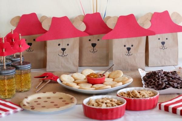 Paddington Bear Party Ideas