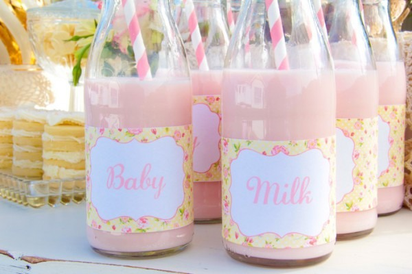 Kara's Party Ideas Pastel Baby Shower {party, Styling, Planning