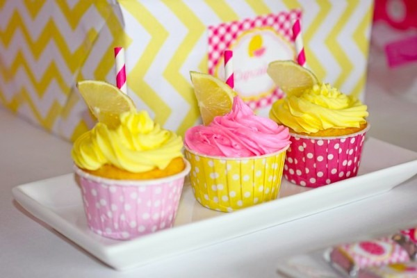Kara's Party Ideas Pink Lemonade Birthday Party