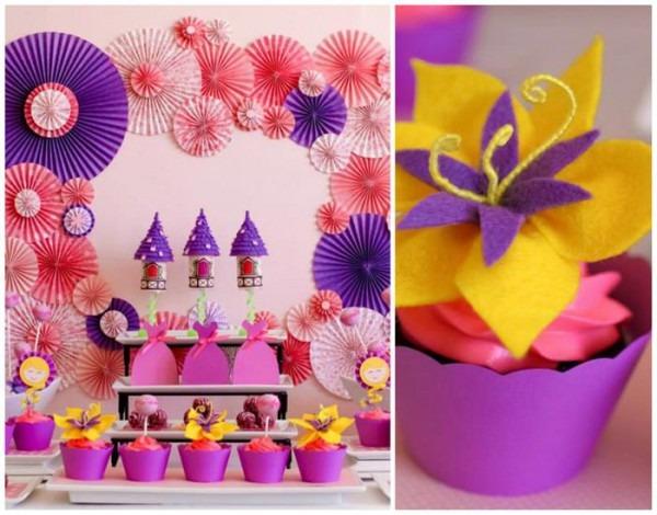 Kara's Party Ideas Rapunzel Tangled Party Planning Ideas Supplies