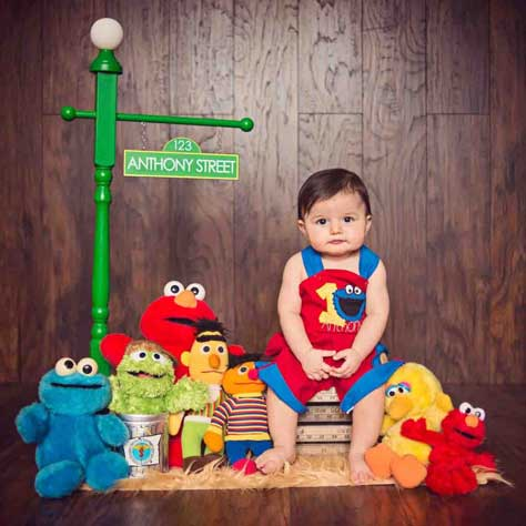 Sesame Street Party Ideas & Games
