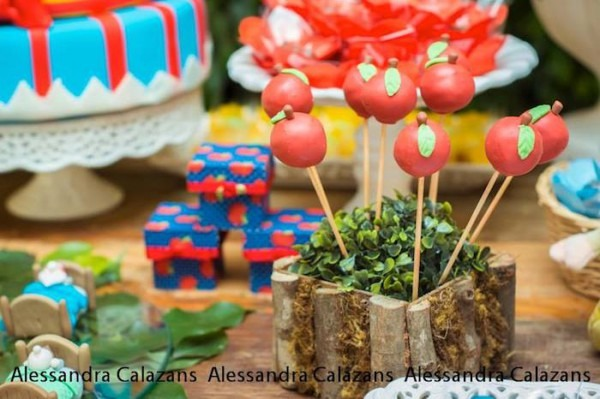 Kara's Party Ideas Snow White And The Seven Dwarfs Themed Birthday
