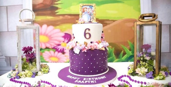 Kara's Party Ideas Sofia The First Party Ideas Archives