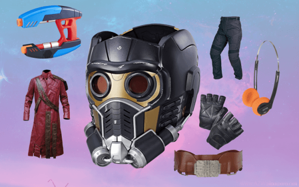Halloween Costumes 2017  Diy Best Star Lord Outfit From Guardians