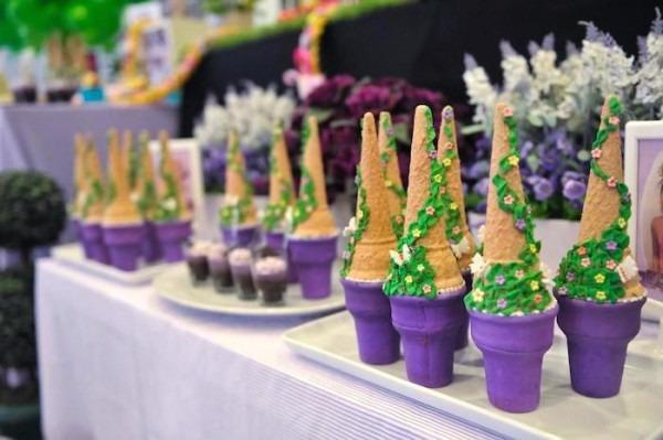 Kara's Party Ideas Rapunzel + Tangled Birthday Party {ideas