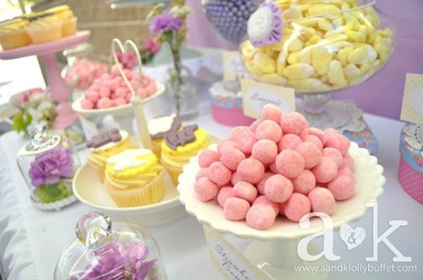 Vintage Pastel Baby Shower Theme Ideas With Beautiful Pictures!