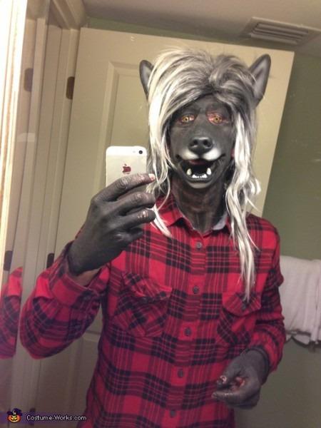 Werewolf Adult Costume