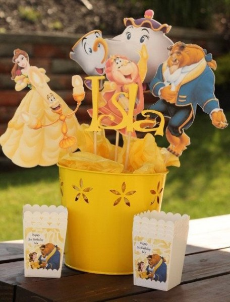 Disney Princess Party Centerpiece
