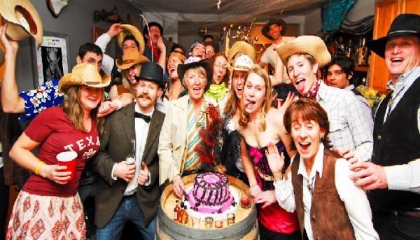 Fun Wild West Party