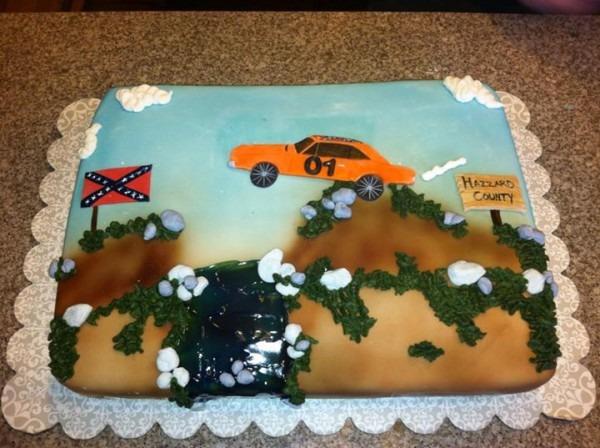 Katrinas Custom Cakes Dukes Of Hazzard Cake 51 Best Cars Images