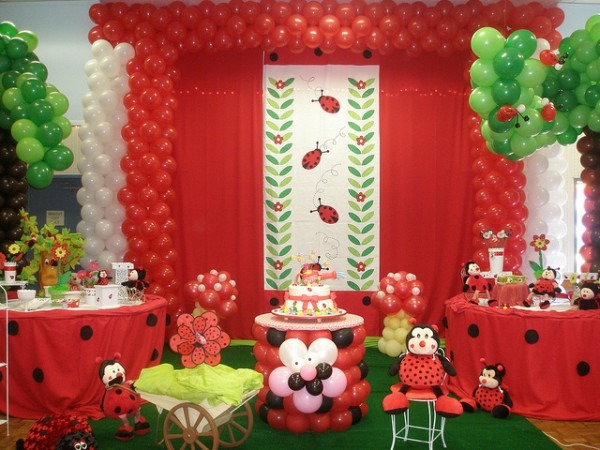 Funnycheeks Blog  Ladybug Everything! A Theme Birthday Party Idea