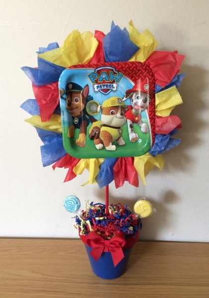 Super Paw Patrol Centerpieces Diy Download Free Architecture Designs Scobabritishbridgeorg
