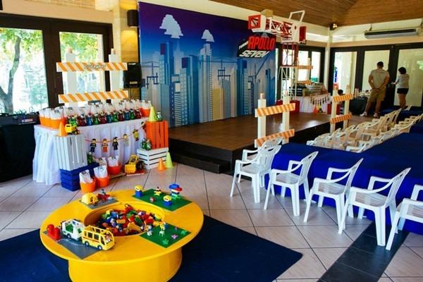 The Lego Movie Themed Party – Apollo's 7th Birthday