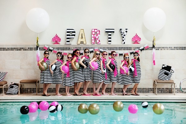 Kate Spade Inspired Birthday Party…