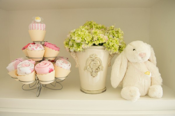 Kara's Party Ideas Vintage Bunny Themed Baby Shower