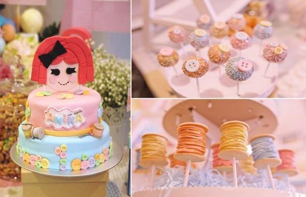 Kara's Party Ideas Cute As A Button Party Planing Ideas Supplies