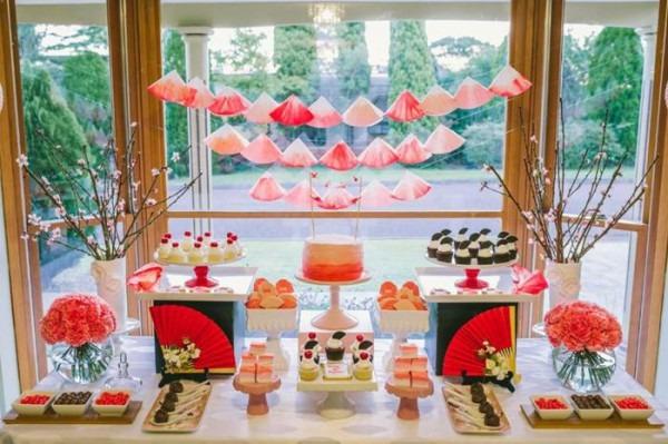 Kara's Party Ideas Japanese Birthday Party Planning Ideas Supplies