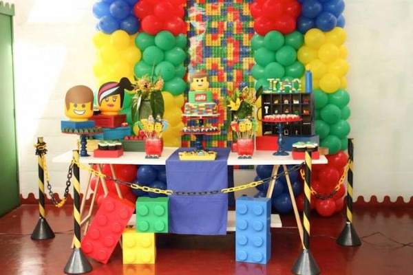 Kara's Party Ideas Lego Movie Birthday Party