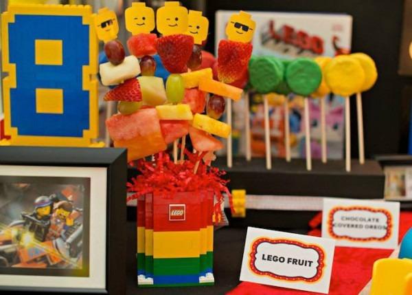Kara's Party Ideas Lego Movie Themed Birthday Party {ideas